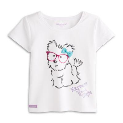 Coconut Cutie Tee for Girls