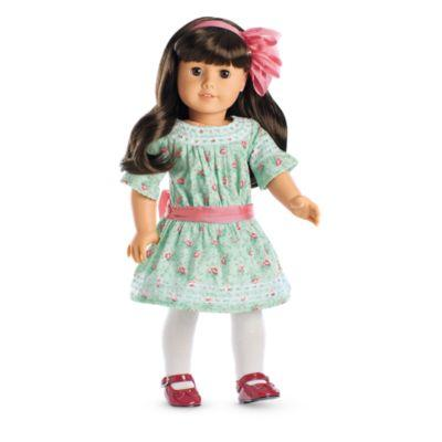 Samantha's Special Day Dress for 18-inch Dolls