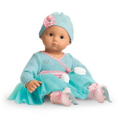 Frosty Ice-Skating Outfit for Bitty Baby™ Dolls