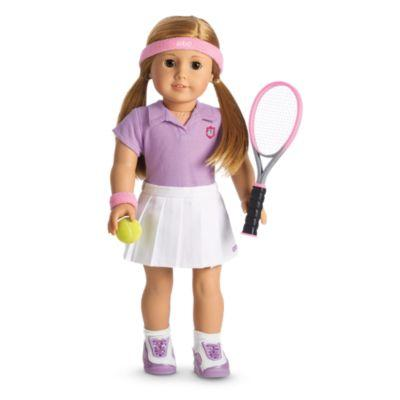 Tennis Outfit for Dolls