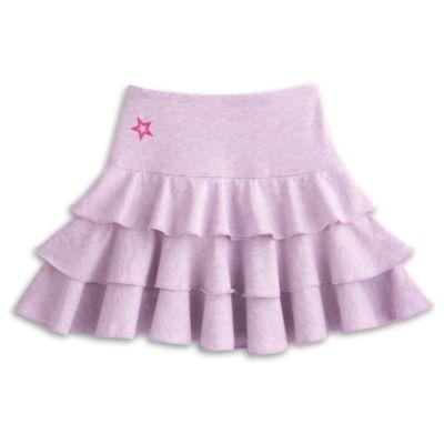 Ruffle Skirt for Girls