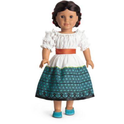 Josefina's Feast Outfit for 18-inch Dolls