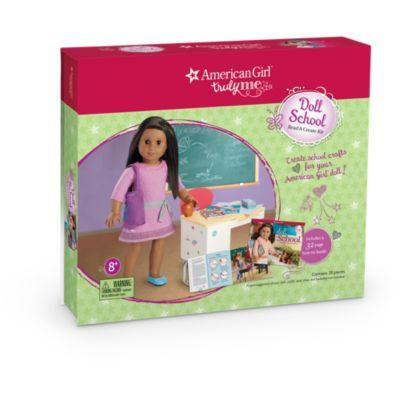 Doll School Read & Create Kit