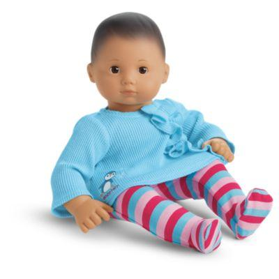 Ruffled Penguin PJs for Bitty Baby™ Dolls