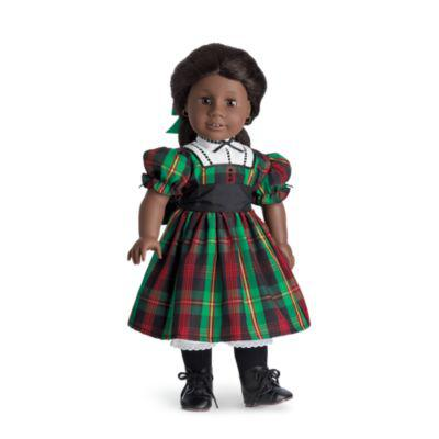 Addy's Christmas Dress for 18-inch Dolls