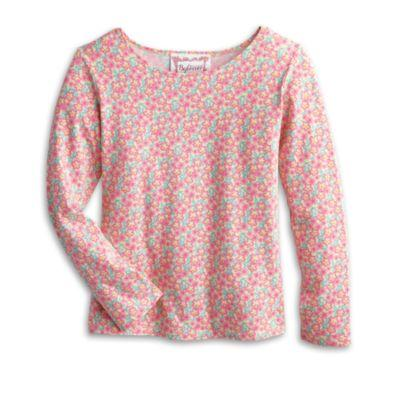 Cheery Blossoms Top for Girls
