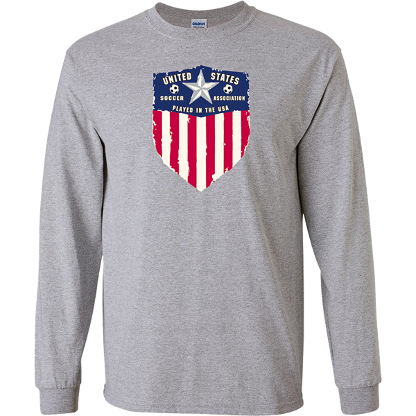 USA Soccer Association Long Sleeve T-Shirt