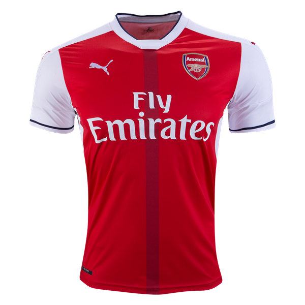 PUMA Arsenal Home Jersey 16/17