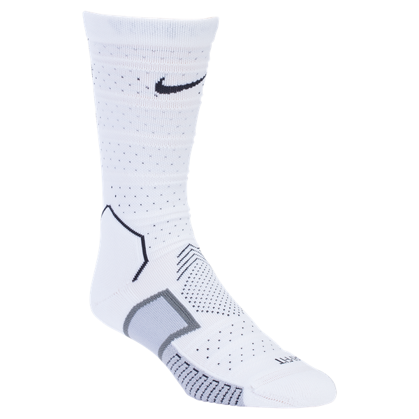 Nike Elite Match Fit Mercurial Football Crew White/Black