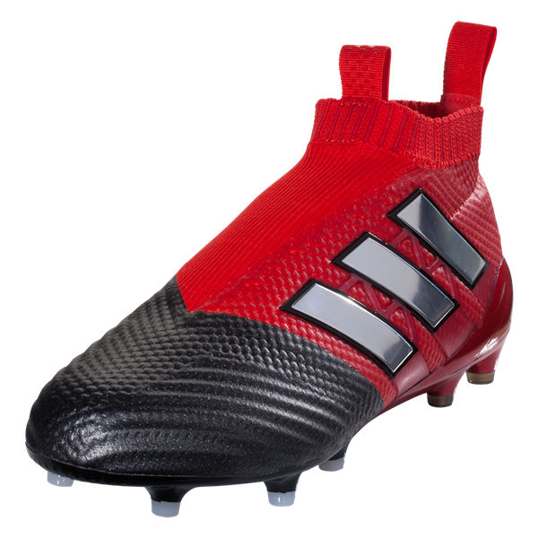 adidas ACE 17+ Purecontrol FG - Red/Ftwr White/Core Black