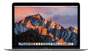 Refurbished: 12-inch MacBook 1.2GHz dual-core Intel Core m3 - Space Gray