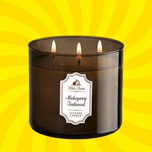 Select 3-Wick Candles