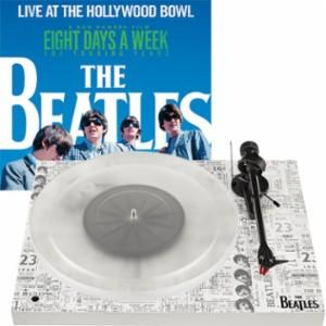 Pro-Ject Audio Systems - Debut Carbon Esprit SB Turntable (The Beatles 1964 Edition) & The Beatles: Live at the Hollywood Bowl (Vinyl) Package