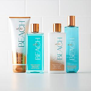 Select At The Beach Body Care
