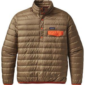 Patagonia - Down Snap-T Pullover - Men's