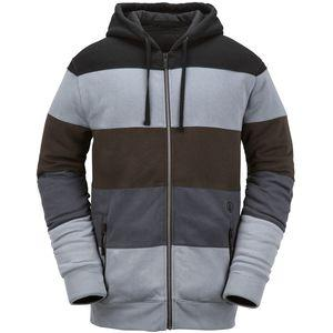Volcom - Staggered Insulated Fleece Hooded Jacket - Men's