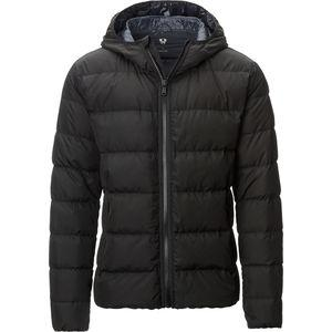 Stoic - Hooded Down Jacket  - Men's