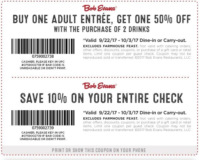 Take  50% Off Adult Entrees