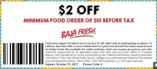 Save $2 On Your Purchase