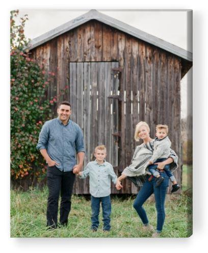 67% Off 11x14 Photo Canvas