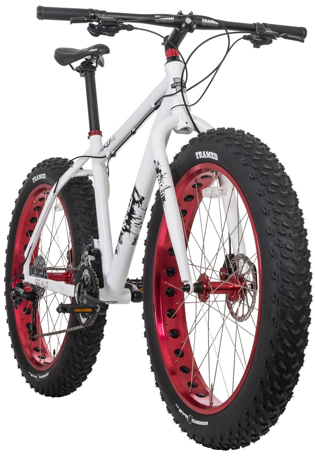 66% Off Framed Minnesota 2.0 Fat Bike