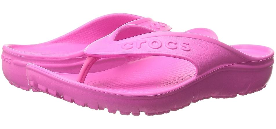 35% Off Crocs Kids Hilo Flip (Toddler/Little Kid)