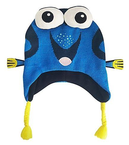 100% Acrylic Disney Finding Dory Big Face Knit Hat