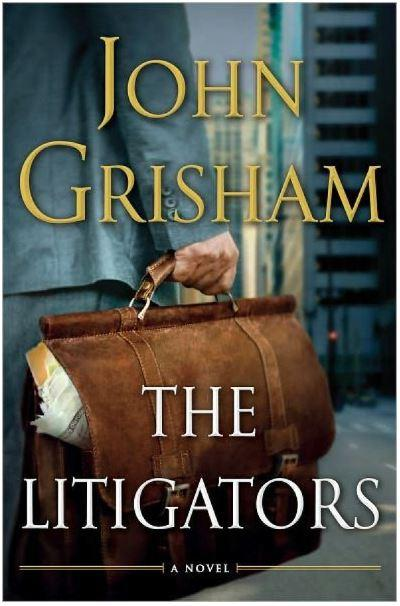 The Litigators Book By John Grisham (Limited Edition)