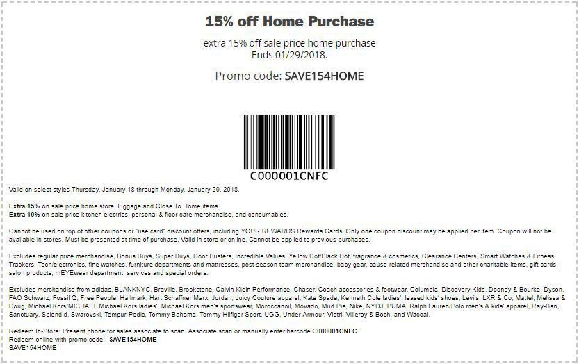 Save 15 On Home Purchase