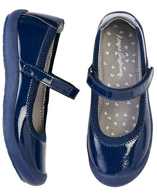 Super Comfy Girls Elise Mary Janes By Hanna With Cotton Linings