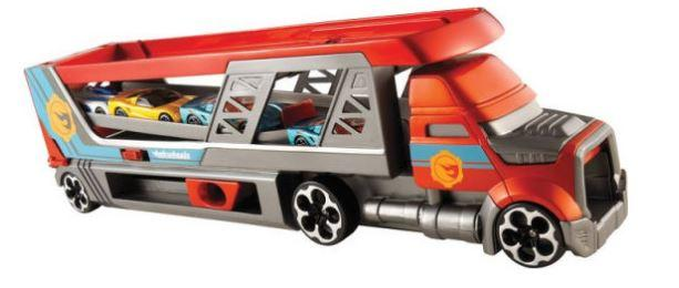 3 DCC Hot Wheels New Hauler