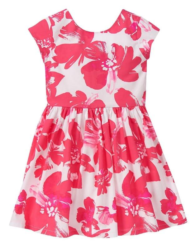 Take 22% Off Poppy Pink Floral Dress