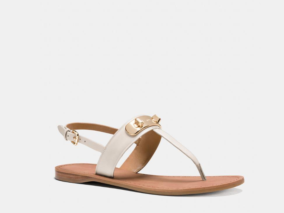 Leather Linings Gracie Swagger Sandal