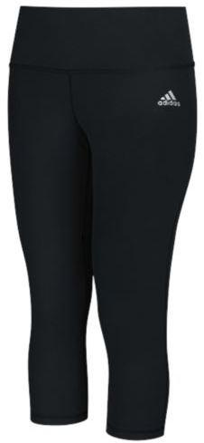 Adidas Mid-Rise CLIMALITE 3/4 Capri Workout Leggings