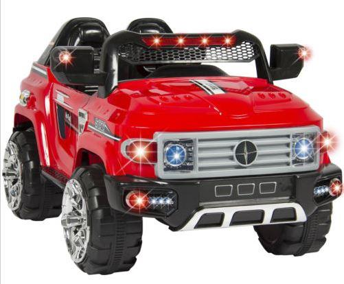 12V MP3 Kids Ride On Truck Car