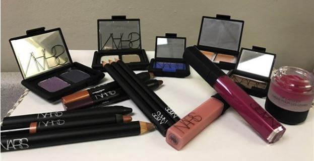 Assorted Authentic Nars Cosmetics Blowout