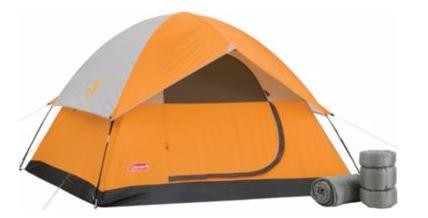 Quick And Easy Coleman Camp Package