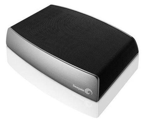 Seagate 3TB Central Shared Storage Ethernet Hard Drive