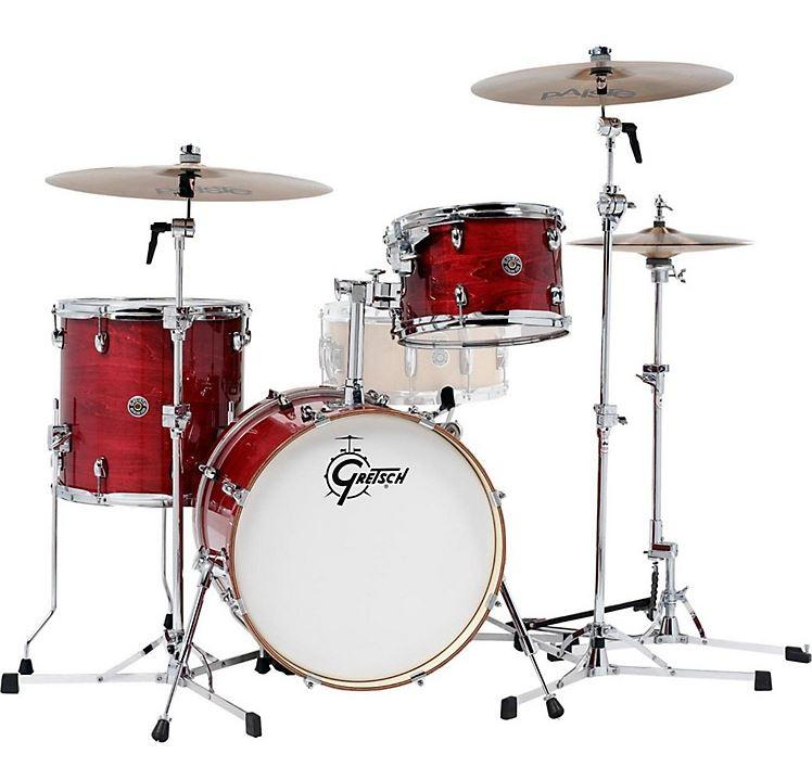 3-Piece Shell Pac Gretsch Drums Catalina Club Jazz