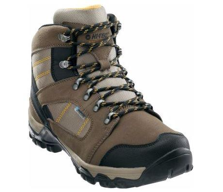 Men Ultra Hi-Tec Borah Peak Ultra Mid Waterproof Hikers