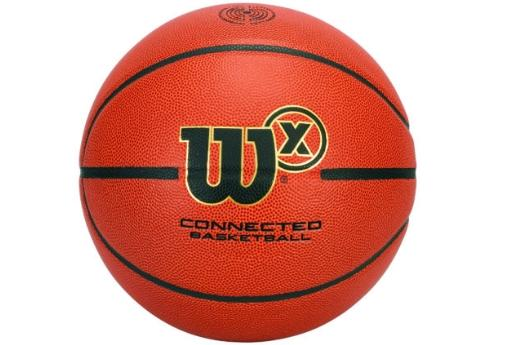 Bluetooth Connectivity Wilson X Connected Basketball