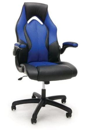 Leather  OFM Racing Style Gaming Chair
