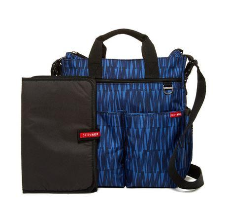 Dual Adjustable Skip Hop Duo Signature Diaper Bag