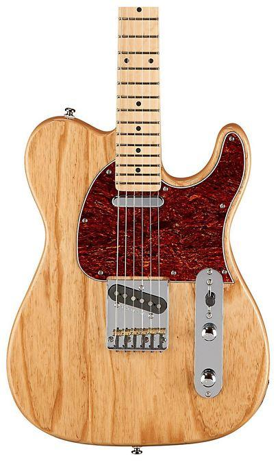 Special Version G&L Limited Edition Tribute ASAT Classic Ash Body Electric Guitar Gloss Natural