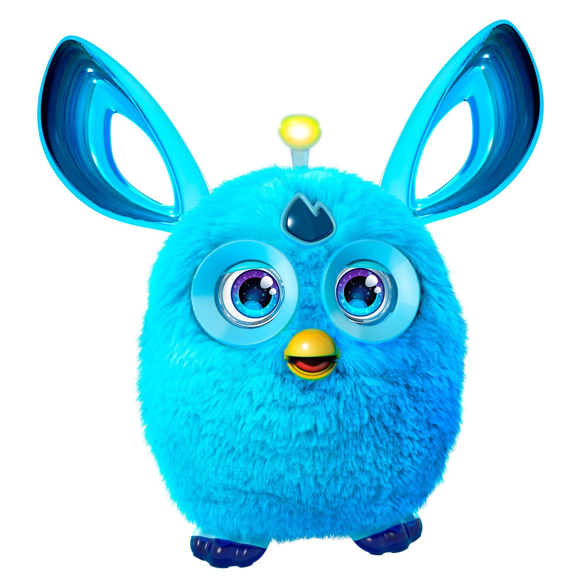 Connect Furby World App