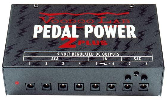 Voodoo Lab 18V Pedals Power 2 Plus Power Supply