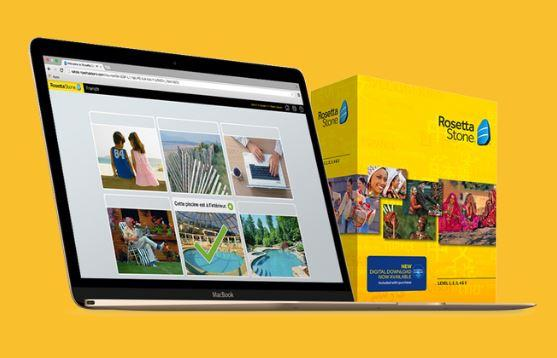 Rosetta Stone Subscription