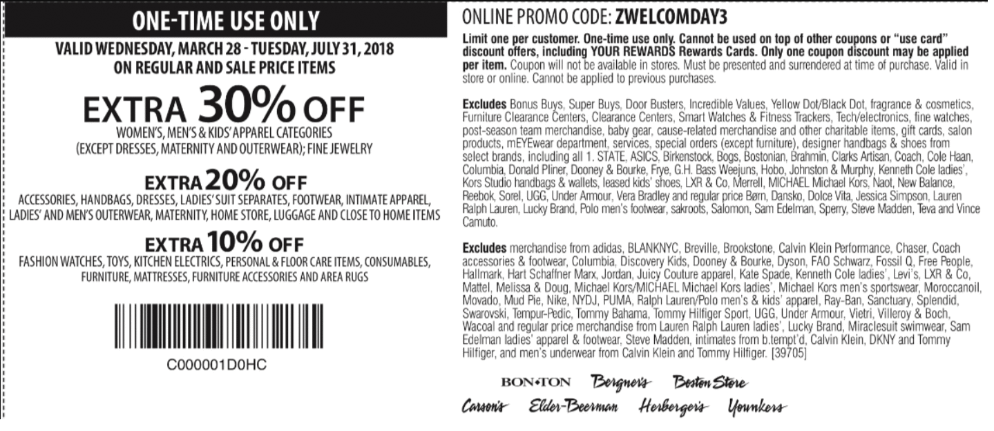 We have herberger's coupons for you to consider including promo codes and 0 deals in November Grab a free lantoitramof.cf coupons and save money. Come To The Right Place. Herberger's offers fashion apparel for women, men & kids. Plus, shoes, cosmetics, jewelry, bedding, furniture and much more.5/5(2).