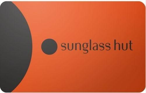Sunglass Hut $50 Pre-Owned Paper Gift Card