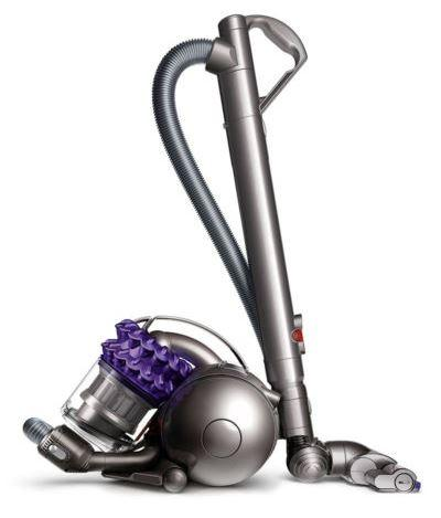 Dyson DC47 Ball Compact Animal Canister Bagless Vacuum